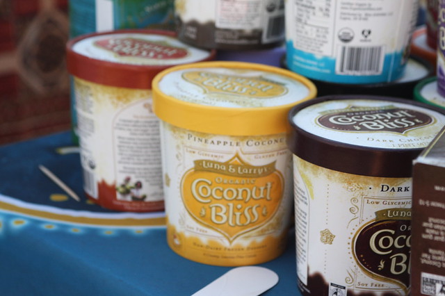 Coconut Bliss at DC VegFest