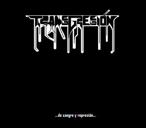 Transgresión - Carátula