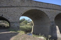 tunnel(0.0), devil's bridge(1.0), arch(1.0), aqueduct(1.0), architecture(1.0), arch bridge(1.0), viaduct(1.0), waterway(1.0), infrastructure(1.0), bridge(1.0),