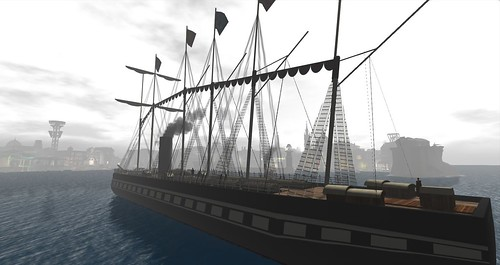 SS Great Britain by Victor1st Mornington
