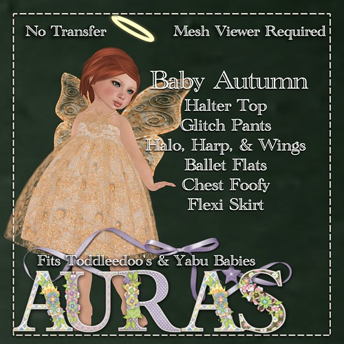 Baby Autumn in Sienna Coloring by AuraMilev