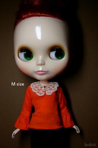 Mini collar, M size