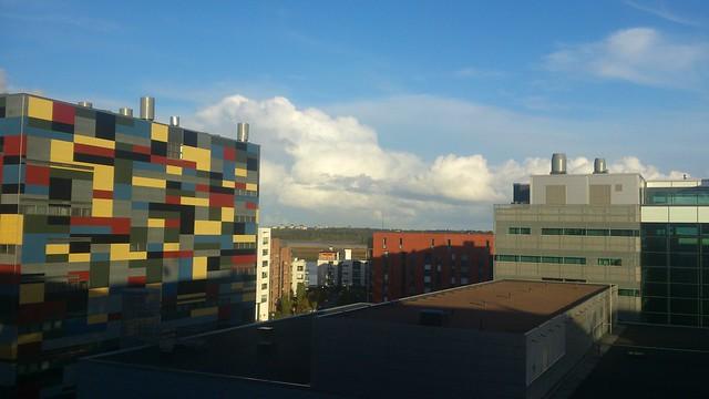 Aalto University, #OKFest