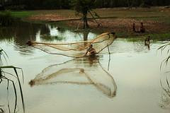 Angkor Fisherman