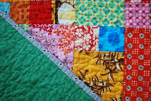 Magic Number Quilt + Backing