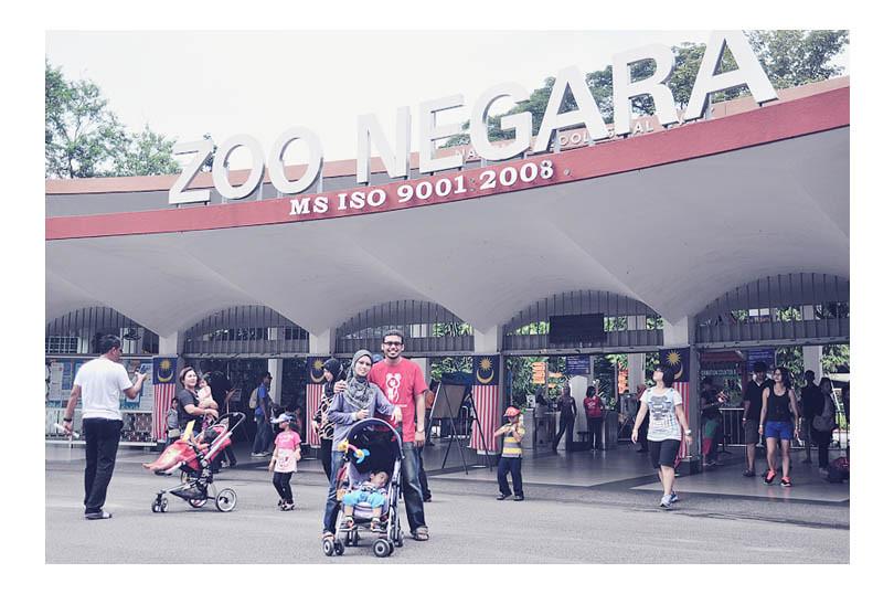 1st visit to Zoo Negara