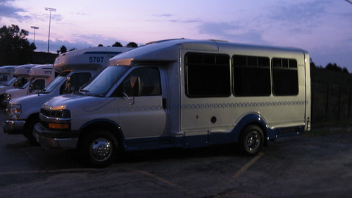 A new arrival on the First Transit fleet.  Glenview Illinois.  September 2012. by Eddie from Chicago