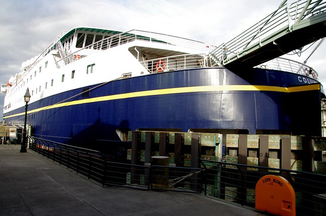 Alaska Marine Highway ferry, MV Columbia