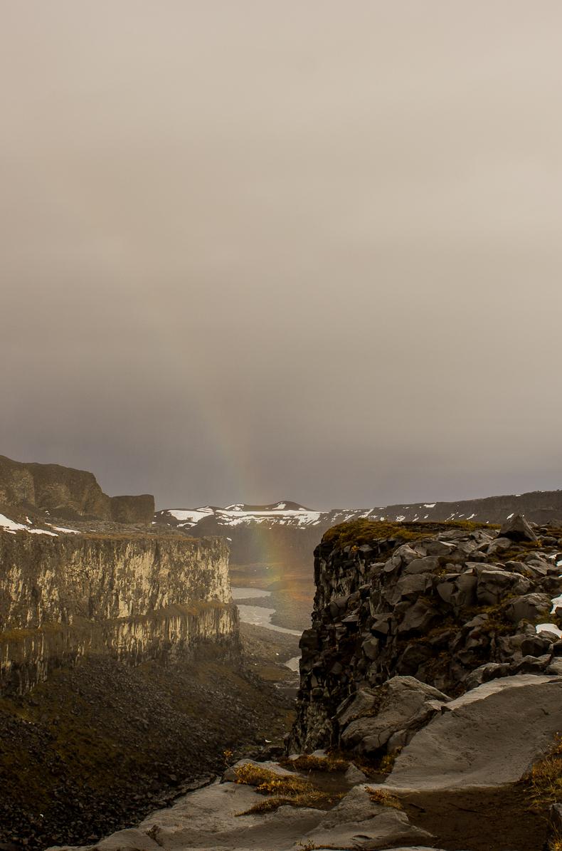 Dettifoss. Iceland.