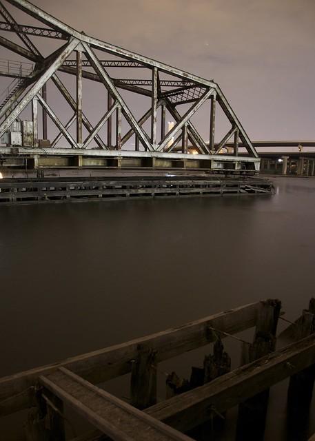 Westport Swing Bridge