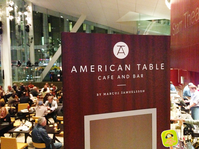 American Table Cafe and Bar by Marcus Samuelsson 1