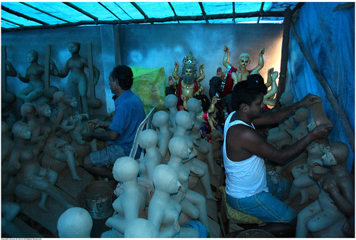 Inner Workshop - Cotton Clay Job