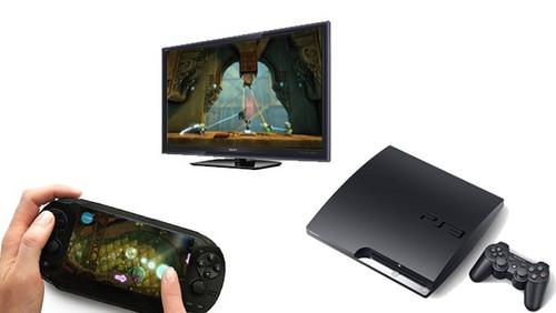 PS Vita and PS3