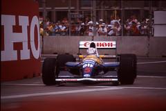 Mansell In Phoenix