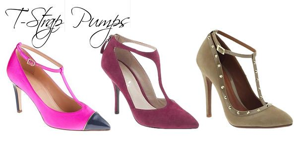 Livingaftermidnite : My Fall 2012 Must Haves : T-Strap Pumps