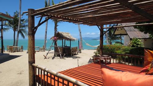 Koh Samui Secret garden beach cafe (3)