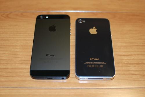 iPhone5 & iPhone4S