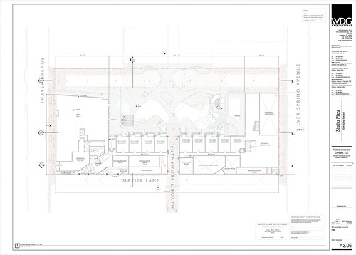 detailed site plan