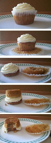 Life: The Proper Way To Eat A Cupcake by Sanctuary-Studio