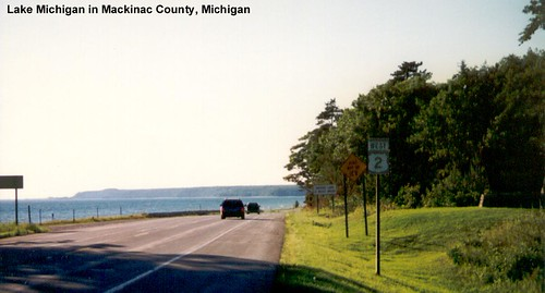 Mackinac County MI