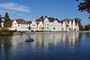 2012-10-06 Landshut 006 Isar, Hammerinsel