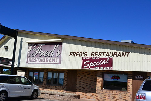 Fred's - In the Heart of Acadia