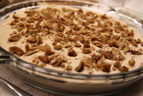 Speculoos vegan cheesecake