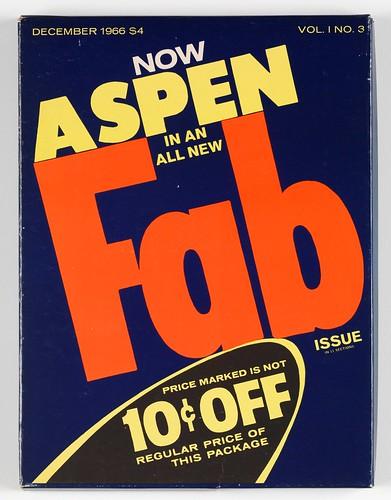 Image 1- Whitechapel Gallery - Aspen Magazine