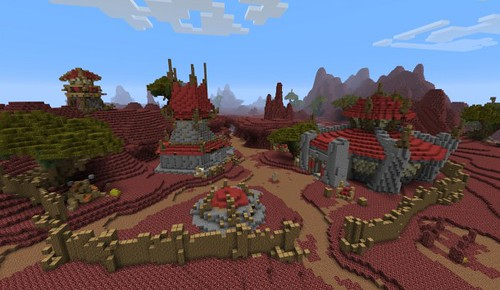 Azeroth Can Now Be Accessed in the World of Minecraft