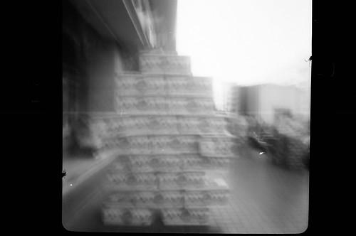 Banana Boxes in Satwa