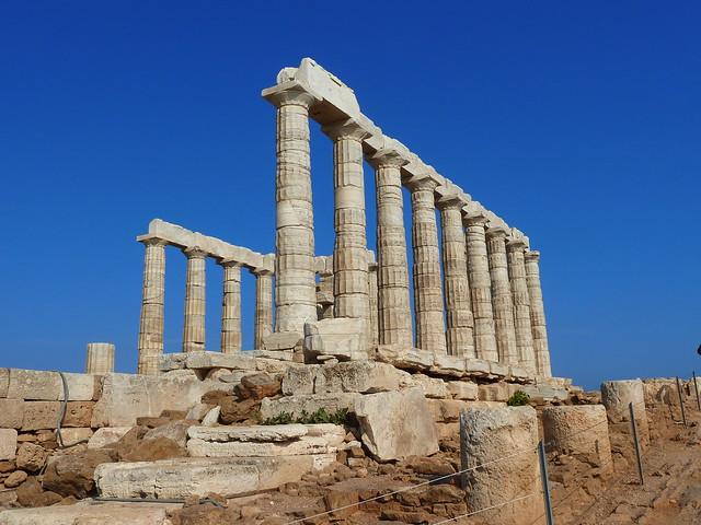Poseidon Temple Ruins