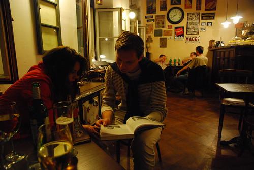 Reading Pub