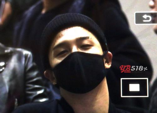 BIGBANG arrival Seoul 2015-10-26 yb518