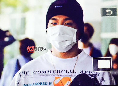 Big Bang - Incheon Airport - 28sep2015 - YB 518% - 01