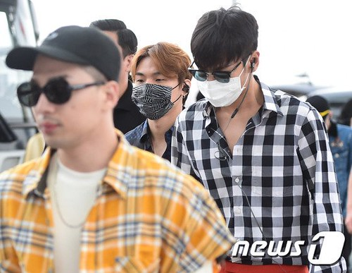 BIGBANG Departure Seoul to Macao Press 2016-09-03 (5)