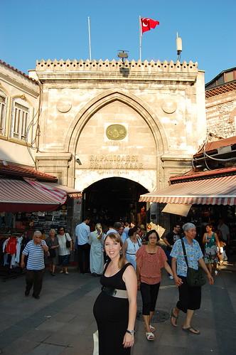 Outside Grand Bazaar