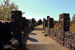 Liberty Park Ruins....