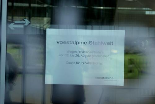 voestalpine stahlwelt fail