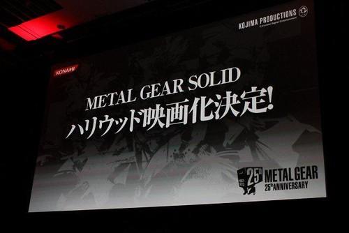 120830(1) – 電玩《潛龍諜影 Metal Gear Solid》慶祝25歲生日,將由3D立體真人版電影《攻殼機動隊》好萊塢製片人「Avi Arad」主導開拍電影版! (1/4)
