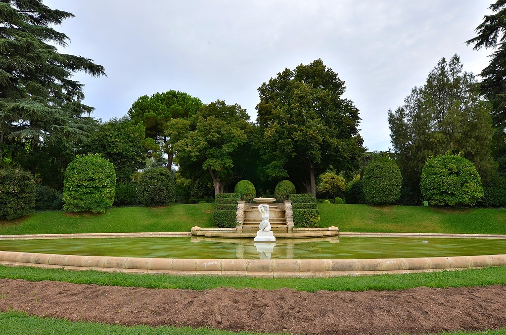 Jard n bot nico de barcelona fauna y flora dom stica for Barcelona jardin botanico