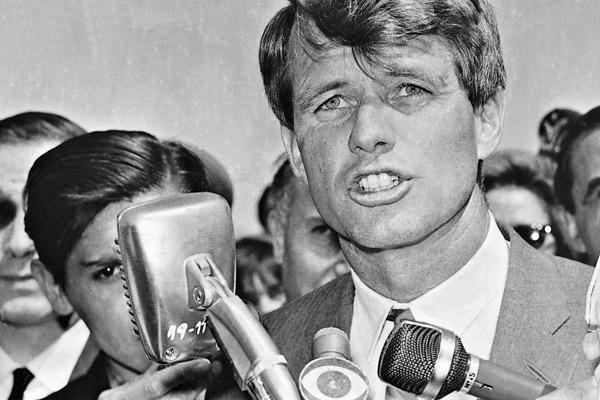 1965 el rechazado viaje de Robert Kennedy a Chile, 16 de noviembre de 1965 Santiago