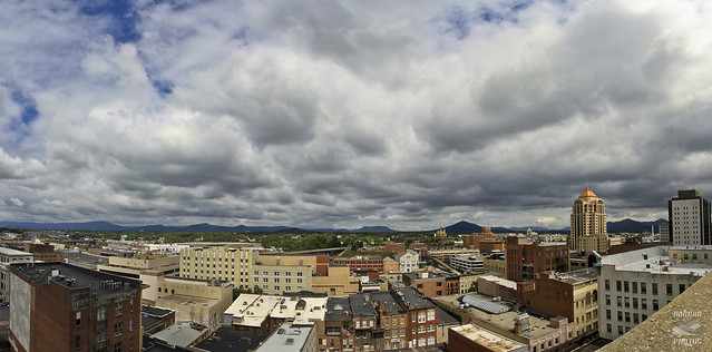 Panoramic Roanoke