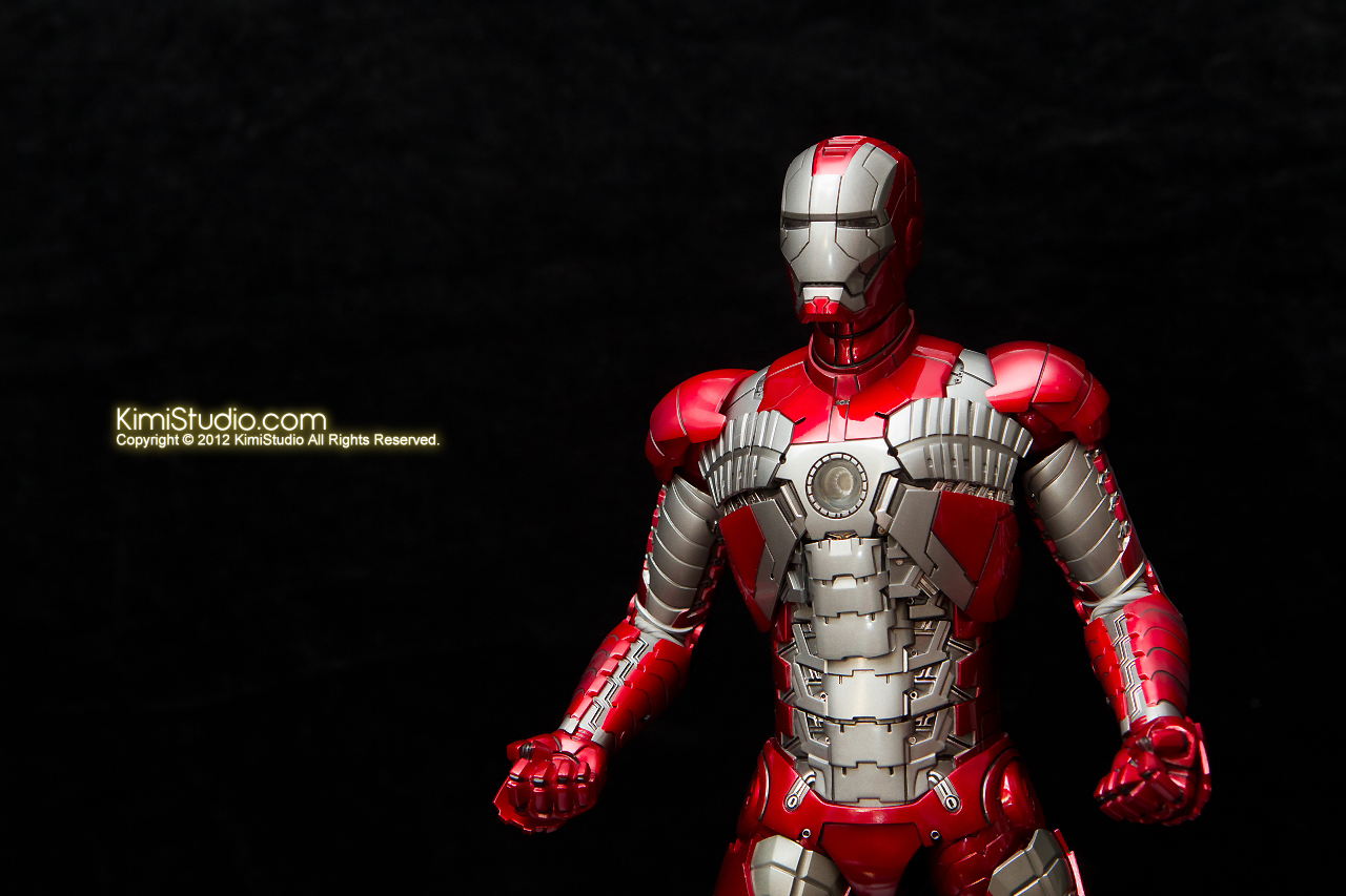2012.09.01 Hot Toys Iron Man Mark V-028