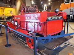 San Diego & Arizona Eastern M W 1003 1931 Ford Model AA Rail Fire Engine 04