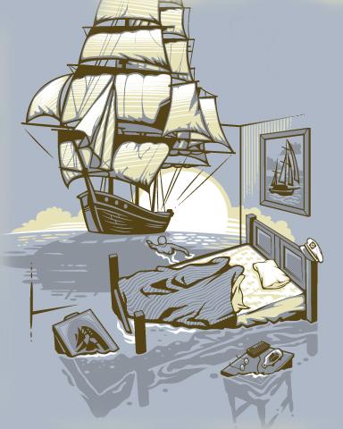 captain's dream