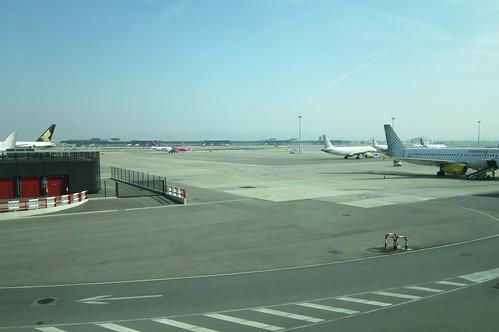 バルセロナ・プラット空港 2012年6月8日9:26 by Poran111