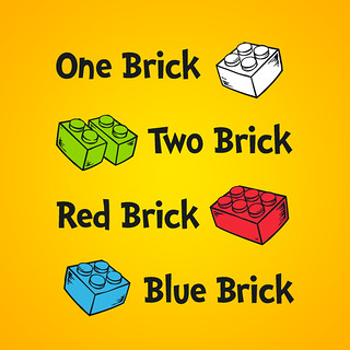 One Brick, Two Brick...