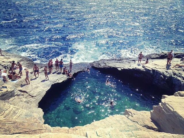Las piscinas naturales m s incre bles del mundo destino for Piscinas naturales islandia
