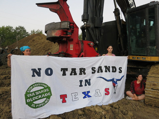 No Tar Sands, Y'all