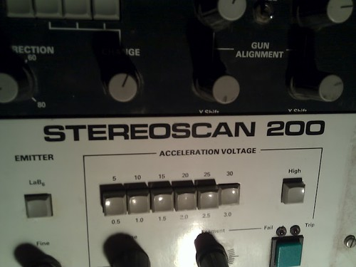 Cambridge Stereoscan 200